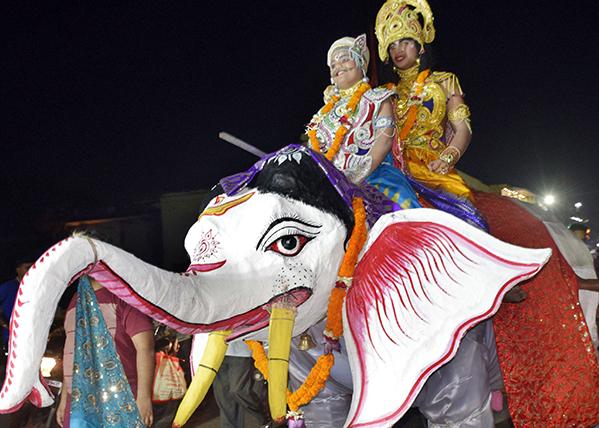Indra Govinda Puja